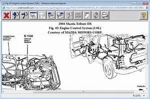 How To Replace 2011 Mazda Tribute Crank Angle Sensor
