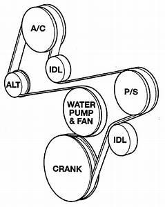 28 2000 Jeep Cherokee Belt Diagram