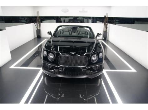 Bentley Continental Modification by Bentley Continental Gtc Speed With Startech Modification