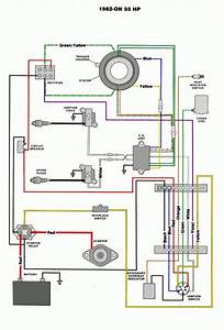 Chrysler 3641 Outboard Boat Motor Wiring Diagram