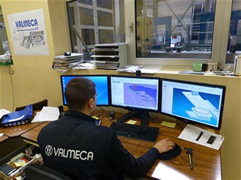 bureau d 39 étude méthode valmeca usinage grande capacité