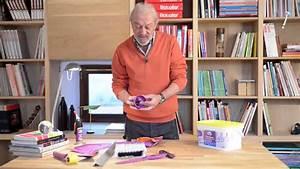 Bricolage Avec Robert : colle papier peint sur intiss bricolage avec robert ~ Nature-et-papiers.com Idées de Décoration