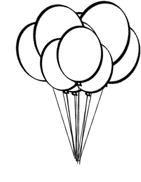 hot air balloon coloring page coloring home