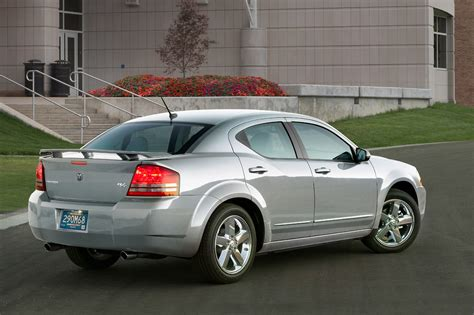 dodge avenger rt picture