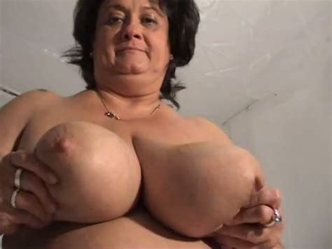 She Is A Horny Mature Webcam Whore With A Gargantuan Set Of Breasts Video