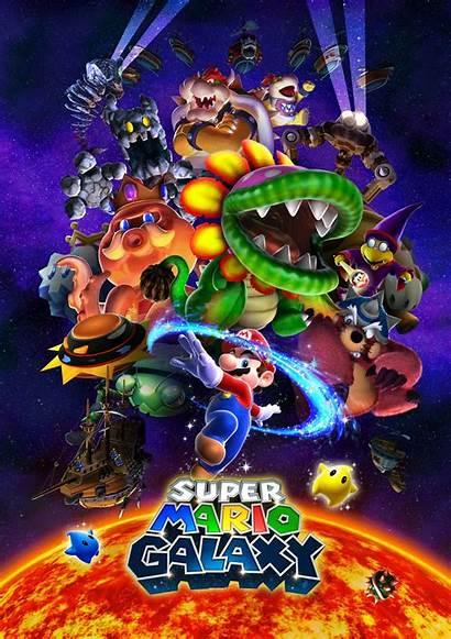 Bosses Mario Super