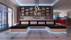 Couch U Form Xxl : sofas und ledersofas stuttgart 5 bettfunktion designersofa ecksofa jv m bel ~ Bigdaddyawards.com Haus und Dekorationen