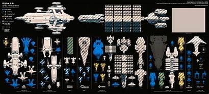 Ship Citizen Star Ships Comparison Chart Updated
