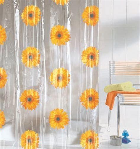 sunflower shower curtain sunflower shower curtain design decoration