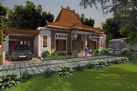 model rumah joglo modern rumah desain rumah desain