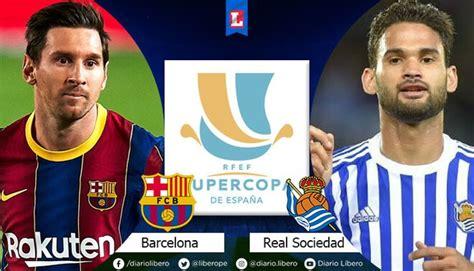 Ver DirecTV EN VIVO Barcelona vs Real Sociedad Que canal ...