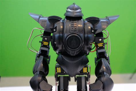 This ,600 Fighting Robot Toy Kicks Serious Butt