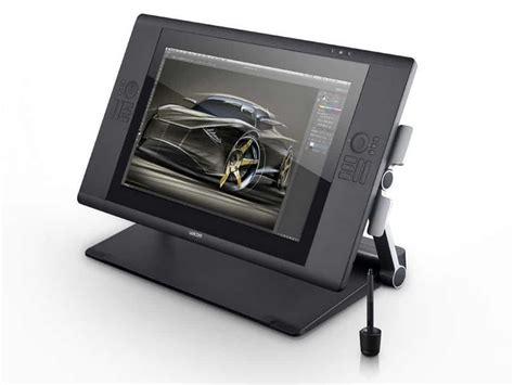 cintiq wacom tablet 24hd monitor graphic pen display drawing tablets hd pc digital which dtk computer graphics interactive artist screen