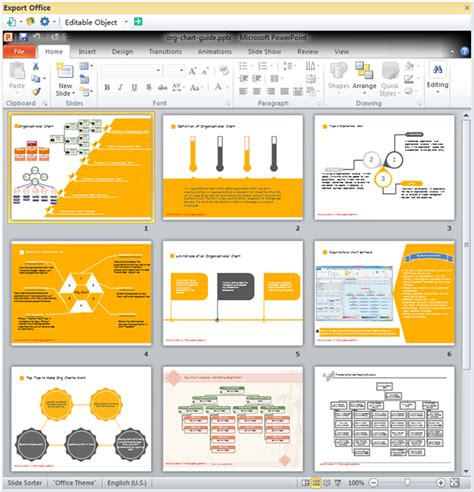 organizational chart guide
