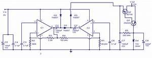 Voltage Converter Circuit Using Tda 2003