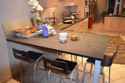 plan de travail table cuisine ambiance cuisine meubles contarin