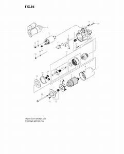 Starting Motor For  Forenza Rq420