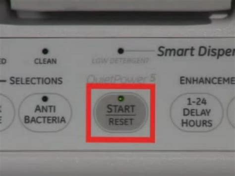 dishwasher light codes ge dishwasher flashing lights and beeping how to reset