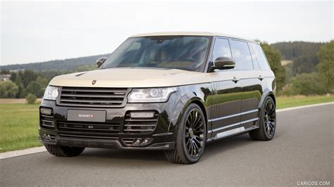 mansory range rover autobiography extended caricoscom