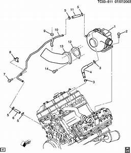 97318441  Supercharger  Gasket