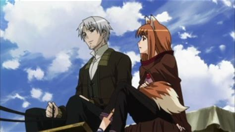 anime review spice  wolf anime reviews  escapist
