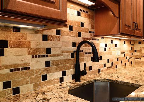 kitchen backsplash travertine travertine tile backsplash photos ideas