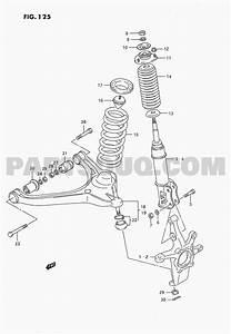Suzuki Grand Vitara Spare Parts Catalogue