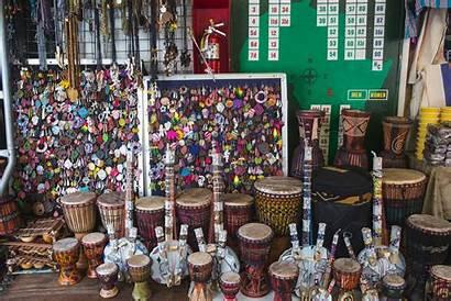 Market African York Culture Harlem Shopping Arts