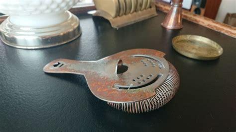 dangers  copper barware mixology  dead
