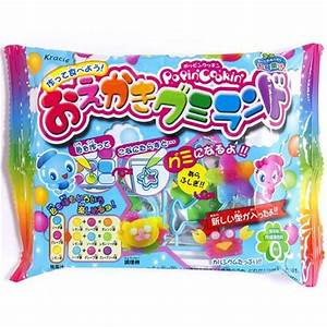 Kracie Popin' Cookin' DIY candy kit gummy animals | DIY ...