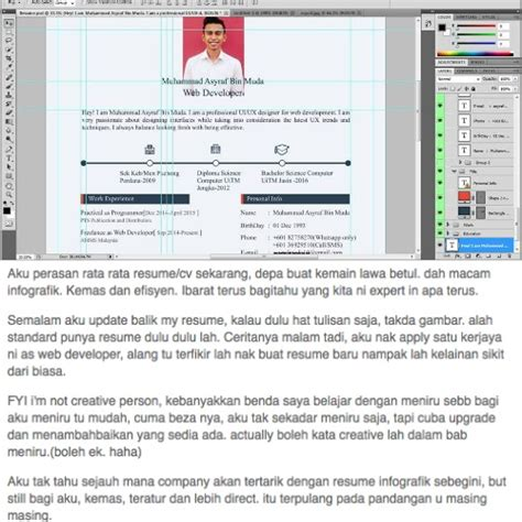 Resume Viral by Resume Yang Dikongsikan Menjadi Viral Lokmanamirul