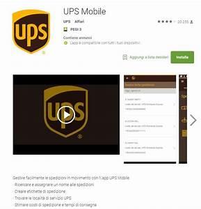 Come Rintracciare Pacco Ups  Da App  Da Web E Via Telefono