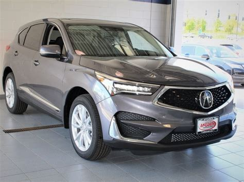 new 2020 acura rdx sh awd 4d sport utility in libertyville