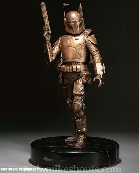 Sideshow Collectibles Limited Edition Star Wars Bronze ...