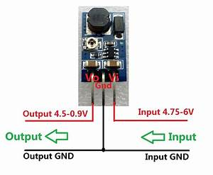 5x Dc Dc 5v 6v To 3 7v 3 3v 3v Adjustable Replace Ams1117