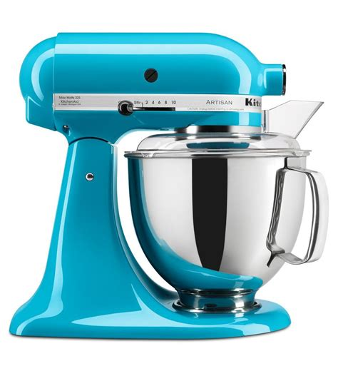 Electric Blue Kitchenaid Mixer by Kitchenaid Artisan Mixer Reviews In Food Processors And