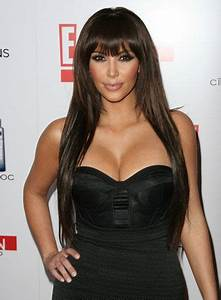 72 best images about Kim Kardashian Hair Looks on ...
