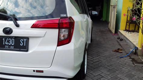Daihatsu Sigra Modification by Daihatsu Sigra Modif Ringan