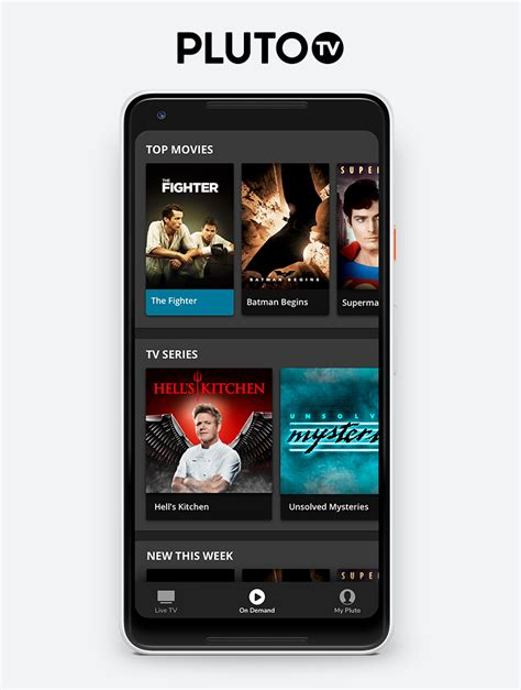 The description of pluto tv. Pluto TV | Watch Free TV & Movies Online and Apps