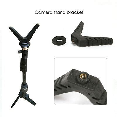 foto de HAMMERS SAFARI TELESCOPIC Shooting Tripod w/ 360degree