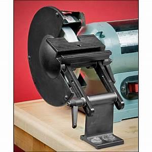 Veritas Grinder Tool Rest Tool Sharpening