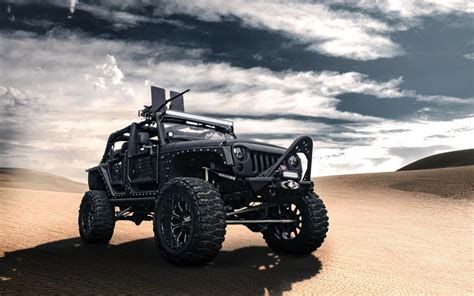 Jeep Wrangler For Army Wallpaper For Widescreen Desktop Pc