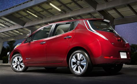 2016 Nissan Leaf Priced From ,860