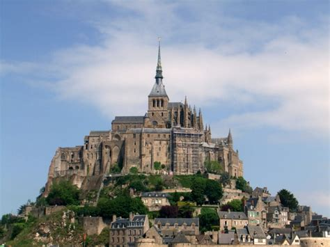 the of mont michel