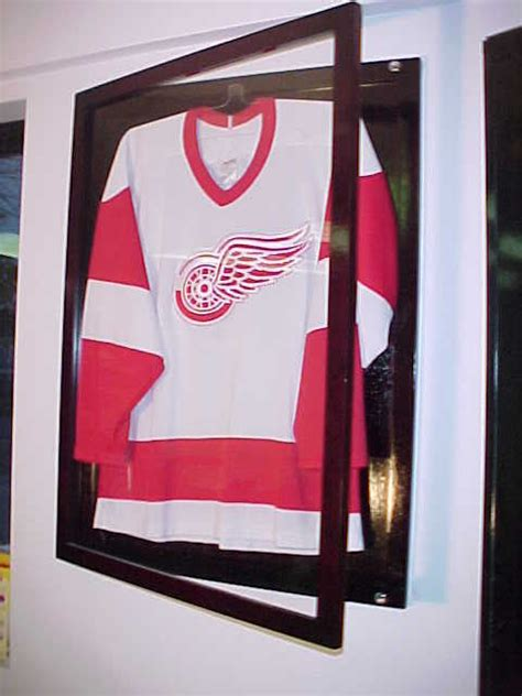 Small Cherry Jersey Display Case for Baseball jerseys | eBay