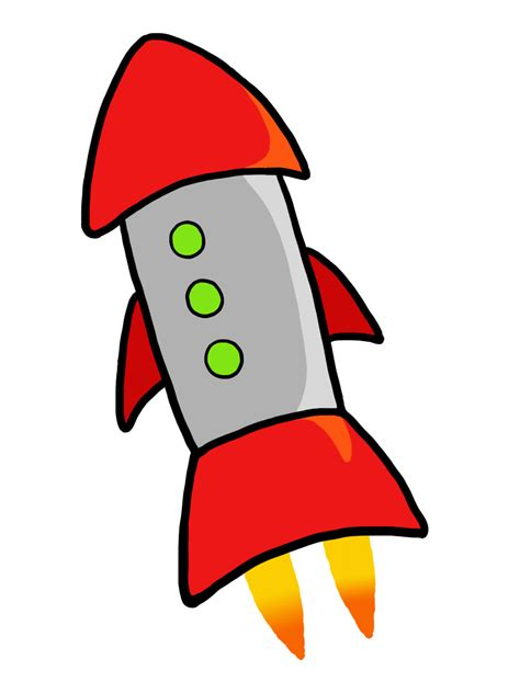 Rocket Clipart Space Rocket Clip Www Imgkid The Image Kid Has It
