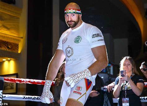 Tyson Fury Wrestling