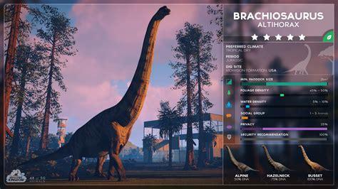 brachiosaurus prehistoric kingdom wiki fandom