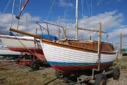 Heybridge Basin Boat Yard by Mj Lewis Boat Sales Classic Yacht Brokers Boats For