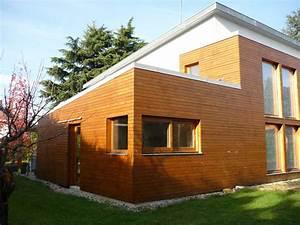 Extension Ossature Bois Prix Au M2 : extension de maison en bois prix extension maison bois prix m2 exemple de r alisations abbc ~ Melissatoandfro.com Idées de Décoration